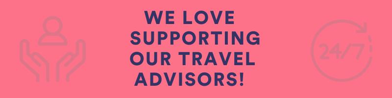 Feb Blog - We support our Advisors