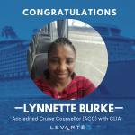 Lynnette Burke - Cruise Expert